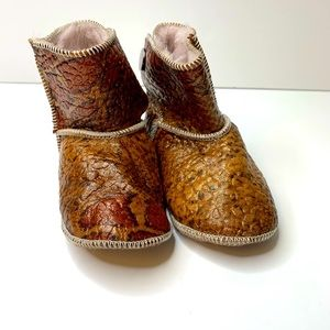 Pazzo Baby Faux Fur Lined Boots